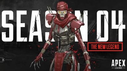 Apex Legends - sesong 4: Den nye legenden (Sponset #1)