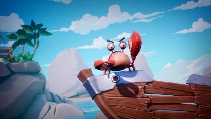 Kao the Kangaroo - Holy crab! Wishlist now!