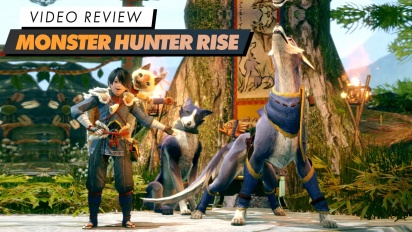 Monster Hunter Rise - Video Review