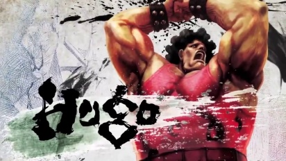 Ultra Street Fighter IV - Super and Ultra Combos Trailer