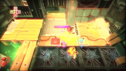 Tiny Brains - PS4 Trailer