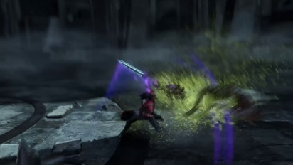 Castlevania: Lords of Shadow 2 - Void Sword Trailer