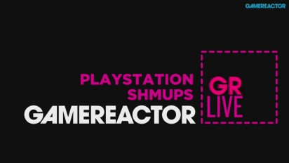 GRTV Live: Shoot 'em ups på Playstation.