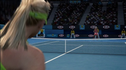 Grand Slam Tennis 2 - Australian Open Trailer