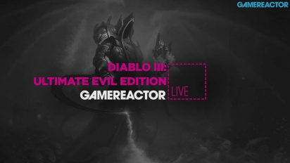 GRTV Live: Diablo III: Ultimate Evil Edition - Greyhollow Island