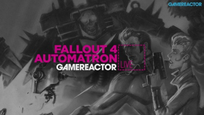 To timer med Fallout 4s Automatron