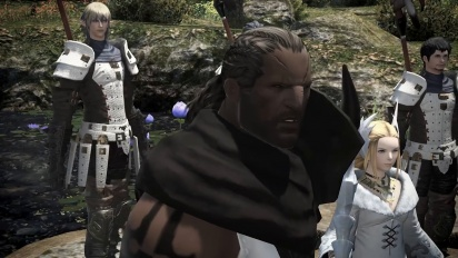Final Fantasy XIV - The Far Edge of Fate Trailer
