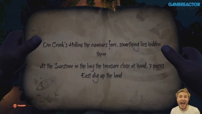 Gamereactor spiller Sea of Thieves lukket beta