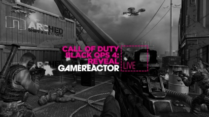 Black Ops 4 reveal - Livestream Replay