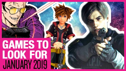 Games to Look For - Januar 2019
