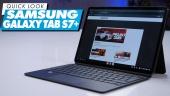 Samsung Galaxy Tab S7+ - Quick Look