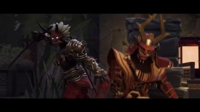 Aragami 2 - Story Trailer