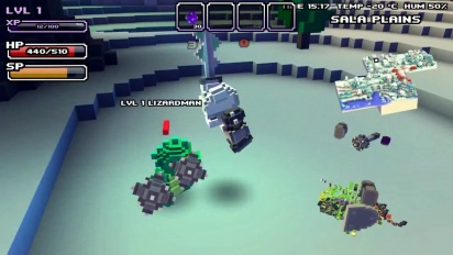 Cube World - Spirit System Trailer