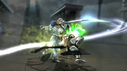 Soul Calibur: Lost Swords - Launch Trailer