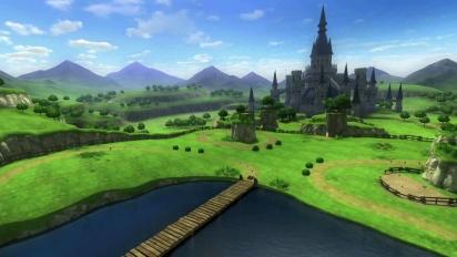 Sonic Lost World - Zelda Zone DLC