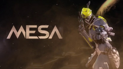 Warframe - Mesa PS4 Update Trailer