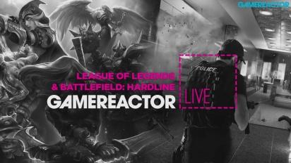 GRTV Live: League of Legends & Battlefield Hardline