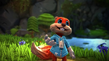 Project Spark: Conker Teaser Trailer