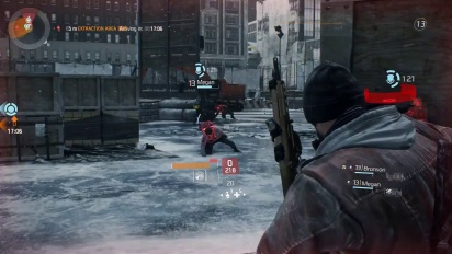 The Division - E3 15 Gameplay Walkthrough