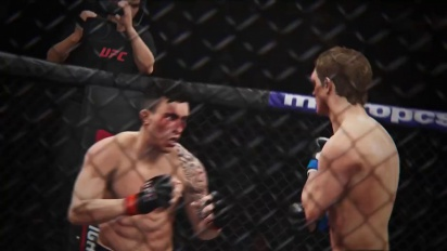 UFC 2 - Offisiell gameplay-trailer med lanseringsdato