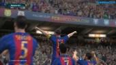 PES2017 - Barcelona vs. Arsenal