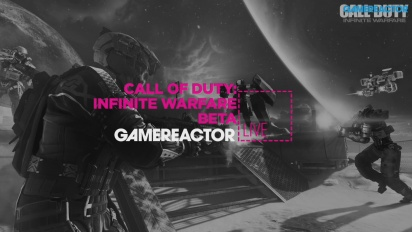 Vi spiller Call of Duty: Infinite Warfare-betaen