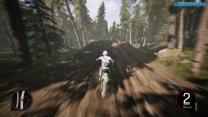 MXGP Pro - Gameplay