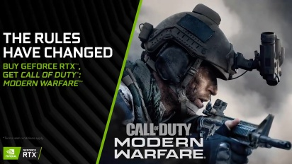 GeForce RTX: Call of Duty: Modern Warfare Bundle - Official Trailer