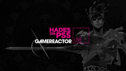 Hades on PS5 - Livestream Replay
