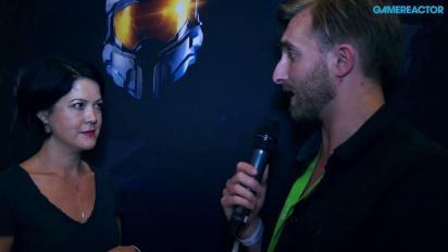 Halo Channel - Kiki Wolfkill-intervju