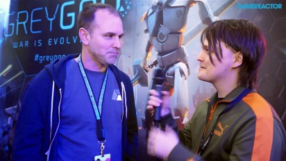 Grey Goo-intervju