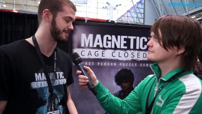Magnetic: Cage Closed-intervju