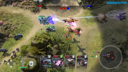Gameplay: Halo Wars 2 - Blitz #1