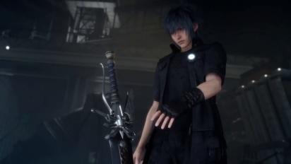 Final Fantasy XV - The English Voice Cast Part 3