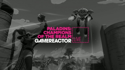 To timer med Paladins: Champions of the Realm