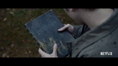 Death Note -  Netflix Live Action Movie Teaser Trailer