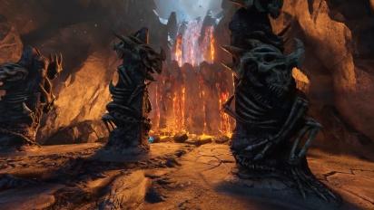 Quake Champions – Burial Chamber Arena Trailer