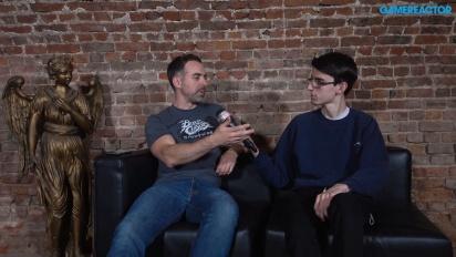 Battle Chasers: Nightwar - Joe Madureira-intervju