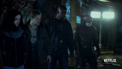 Marvel''s The Defenders - Official Trailer #2