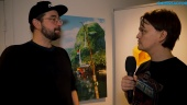 Bait! - intervju med Gustav Stenmark