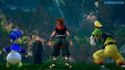 Kingdom Hearts III - Gameplay-inntrykk