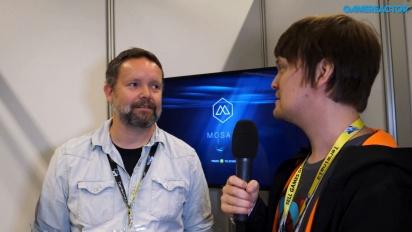 Mosaic - intervju med Jon Cato Lorentzen