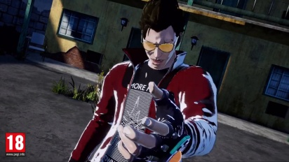 No More Heroes 3 - A Triple Threat Trailer