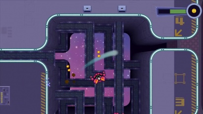 Scram Kitty and his Buddy on Rails - gameplay trailer