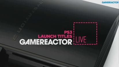 GRTV Live Studio: Retrospekt - Lanseringsspillene til Playstation 3
