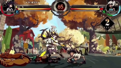 Skullgirls - Launch Trailer