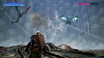 Scalebound - E3 2016 Walkthrough