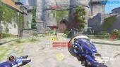 Overwatch: Gameplay fra det nye Eichenwalde-kartet - del 2