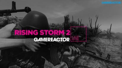 Sjekk ut gameplay fra Rising Storm 2: Vietnam
