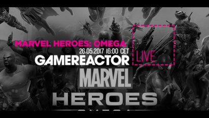 Vi spiller Marvel Heroes Omega